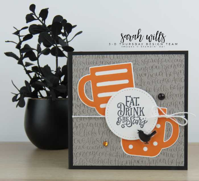 Stampin-Up-3D-Thursday-Blog-Hop-Halloween-Gift-Card-Holder-Envelope-Havest-Hellos-Cup-Christmas-Idea-Sarah-Wills-Sarahsinkspot-Stampinup-1