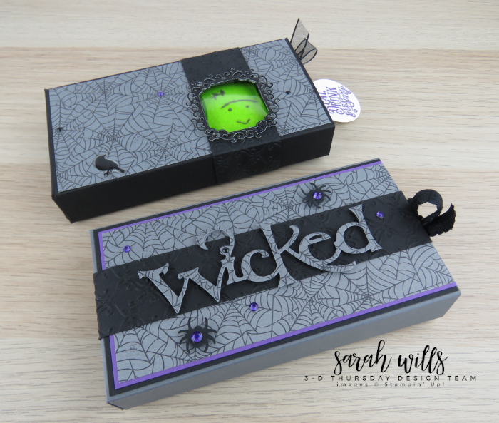Stampin-Up-3D-Thursday-Halloween-Treat-Pull-Slide-Out-Box-Peeps-Spooktacular-Bash-Wicked-Ornate-Frames-Sarah-Wills-Stampinup-1