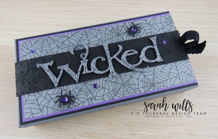 Stampin-Up-3D-Thursday-Halloween-Treat-Pull-Slide-Out-Box-Peeps-Spooktacular-Bash-Wicked-Ornate-Frames-Sarah-Wills-Stampinup-3