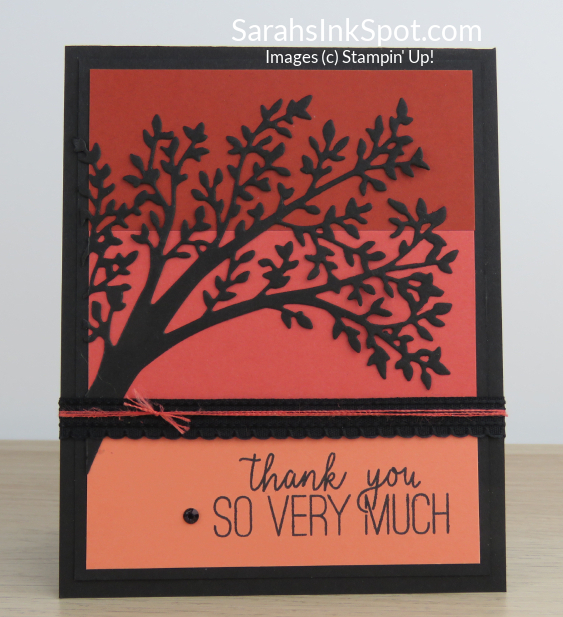 Stampin-Up-Color-Fusers-October-2019-Tree-Sunset-Silhouettes-Thanks-Thank-You-Card-Idea-Sarah-Wills-Sarahsinkspot-Stampinup-1