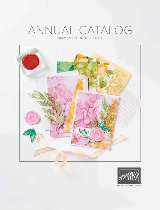 Get the Annual Catalog: